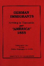 German Immigrants cover