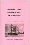 Lady Nelson 1804